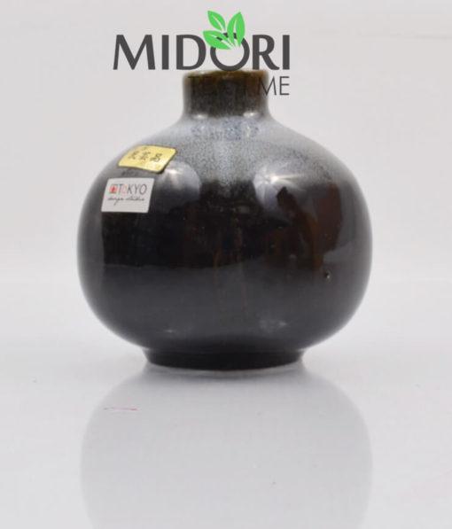 karafka do sake, butelka do sake, tokuri, japońskie naczynie do sake, wazon japoński, naczynia japońskie, recznie malowane naczynia, ceramika japońska 7