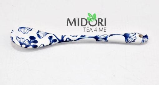 ceramiczne łyżeczki, japońska ceramika, akcesoria do herbaty, japońskie łyżeczki do herbaty, łyżeczki porcelanowe komplet, komplet łyżeczek ceramicznych 10