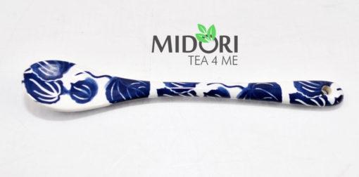 ceramiczne łyżeczki, japońska ceramika, akcesoria do herbaty, japońskie łyżeczki do herbaty, łyżeczki porcelanowe komplet, komplet łyżeczek ceramicznych 11