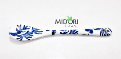 ceramiczne łyżeczki, japońska ceramika, akcesoria do herbaty, japońskie łyżeczki do herbaty, łyżeczki porcelanowe komplet, komplet łyżeczek ceramicznych 7
