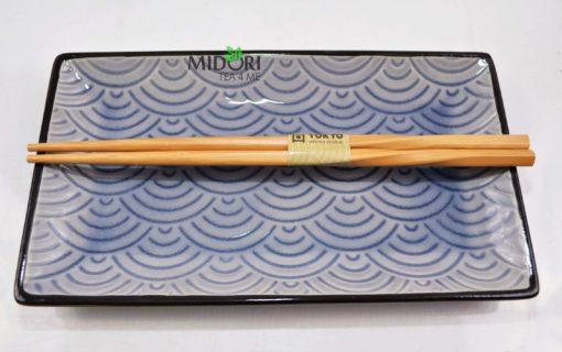 zestaw do sushi, komplet do sushi, ceramiczna zastawa do sushi, pomysł na prezent, japońska zastawa do sushi, japońska ceramika, japońska porcelana, japoński talerz sushi 4